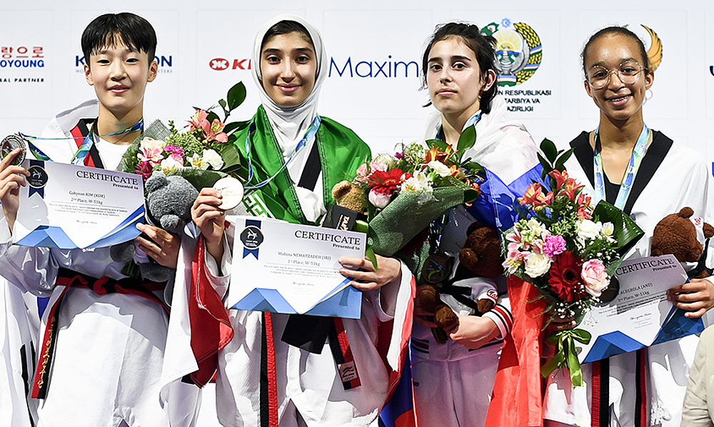 World Taekwondo Cadet Championships kicks-off in style in Tashkent