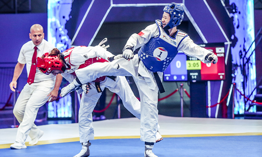 World Cup Team Championships open as Poomsae Championships close