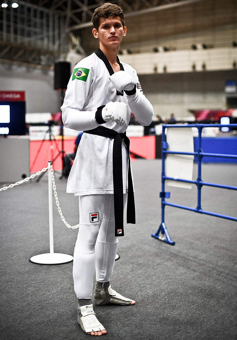 Revolutionary Doboks at the Tokyo Test Event 2019