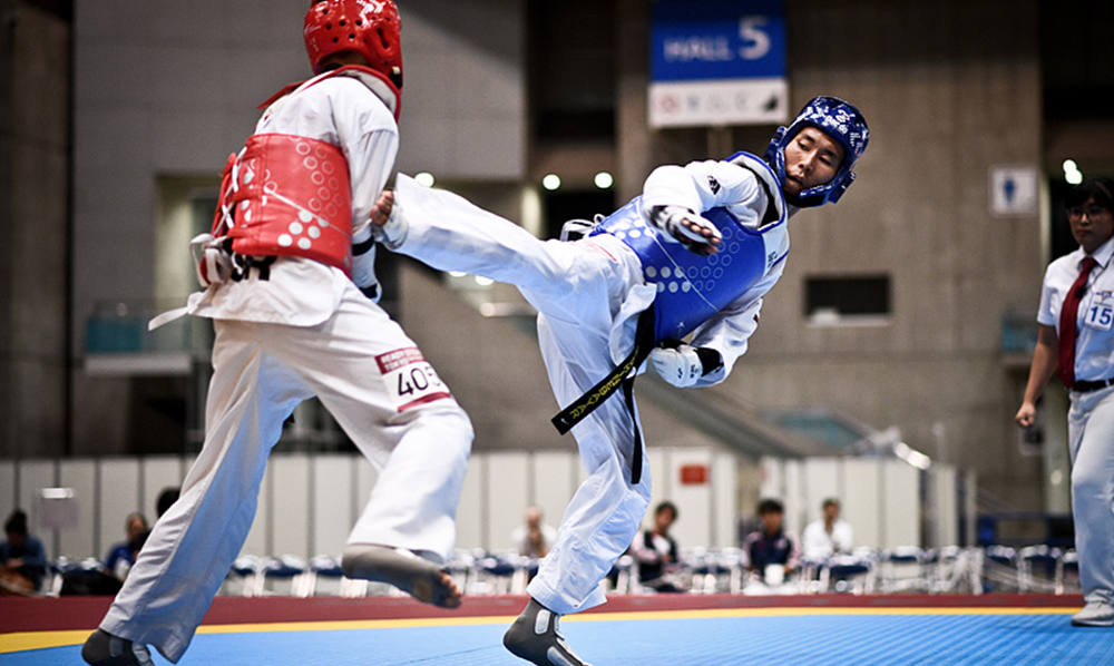 Para-Taekwondo set to inspire at Hangzhou 2022 Asian Para Games