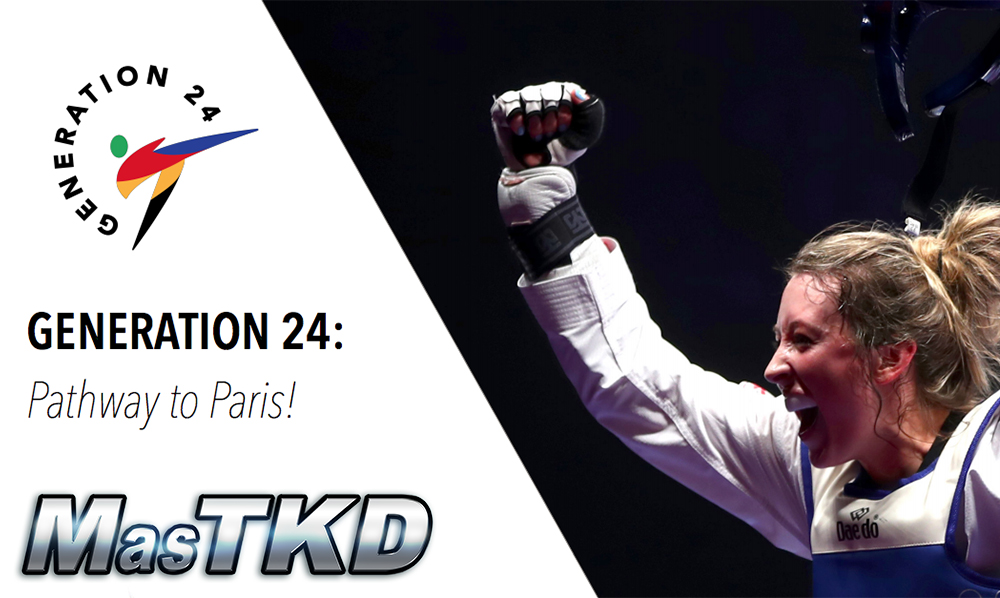 "World Taekwondo Europe launches ""Generation 24"""