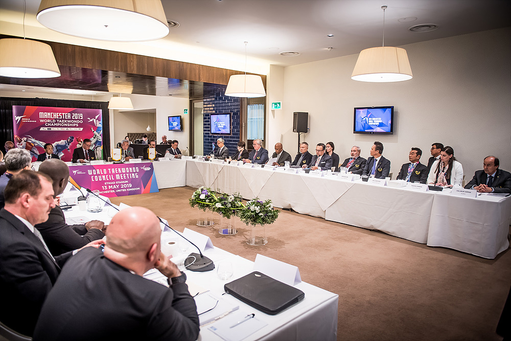 Evolution and innovation at heart of upcoming Moscow WT Extraordinary Council meeting