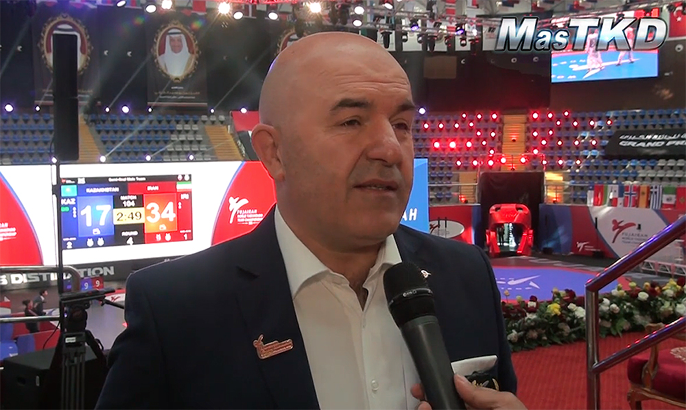 "Ali Sağirkaya: ""Cadet athletes should compete by height divisions"""