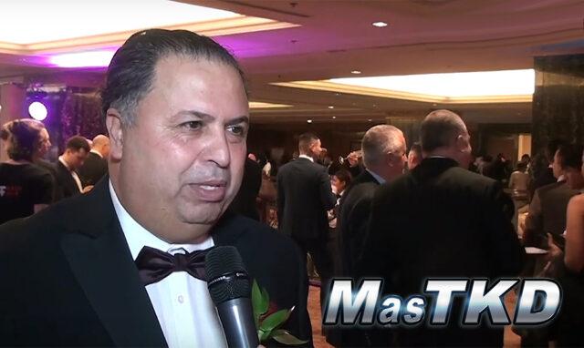 Chakir Chelbat Para-Taekwondo Referee Chairman