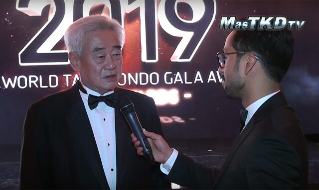 """WT President Dr. Choue: """"Olympic sports most have a social contribution"""""""