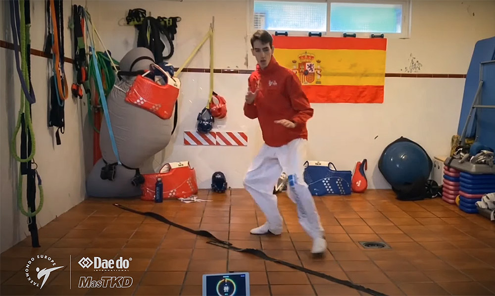 Are you ready to train with Jesús Tortosa?