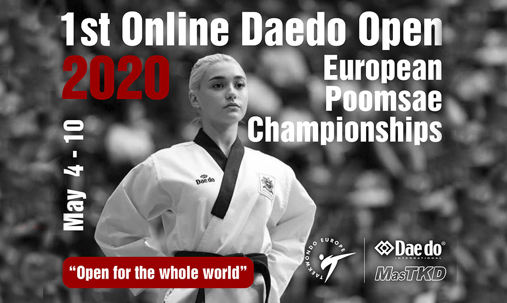 WTE, Daedo and MasTKD together in partnership to organize an historic event